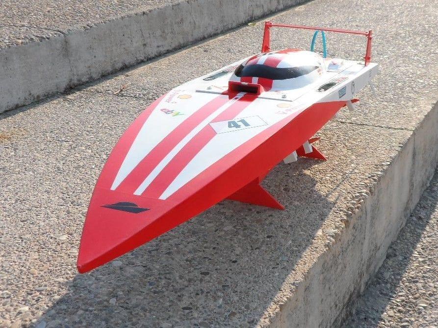 Лодка радиоуправляемая своими руками фото 658