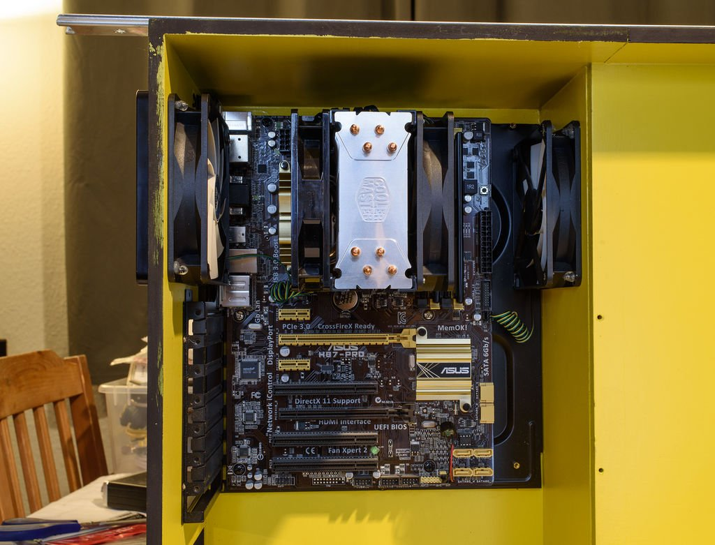 Нестандартный компьютерный корпус