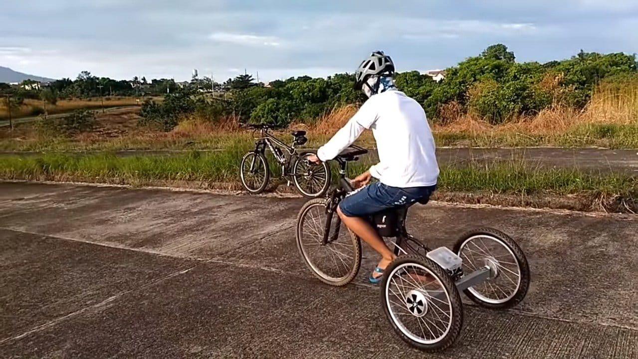 Сделать своими руками из велосипеда трайк фото 28