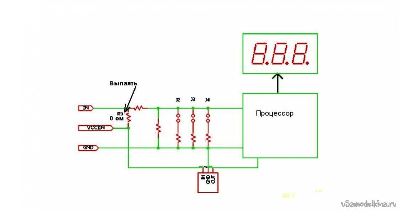 Как из двухпроводной сети сделать трехпроводную