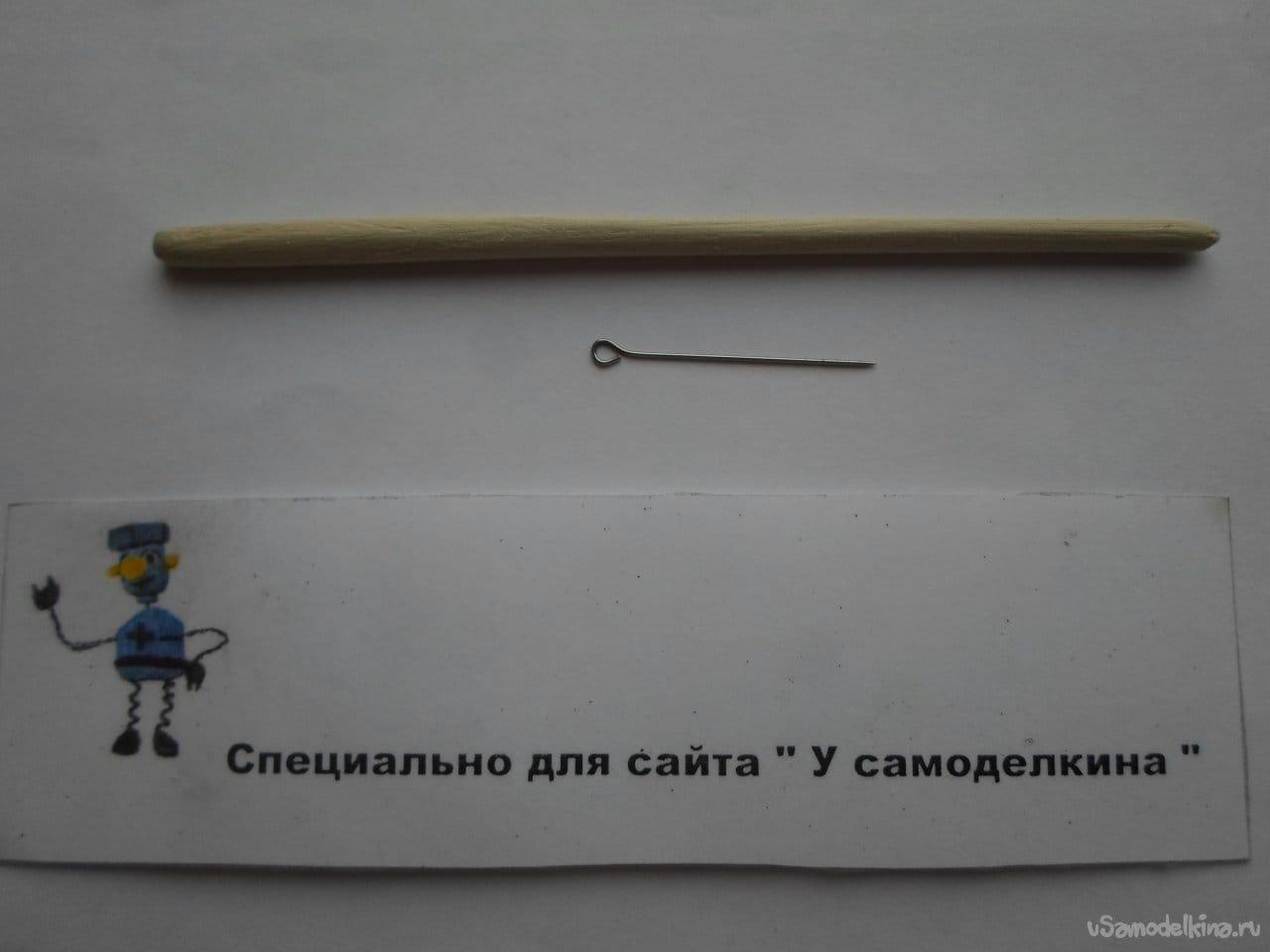 Поплавок для рыбалки своими руками