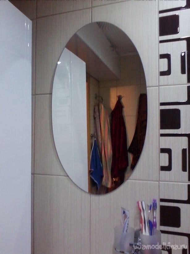 Тропический душ и отделка ванной комнаты.  Самоделки из прошлого