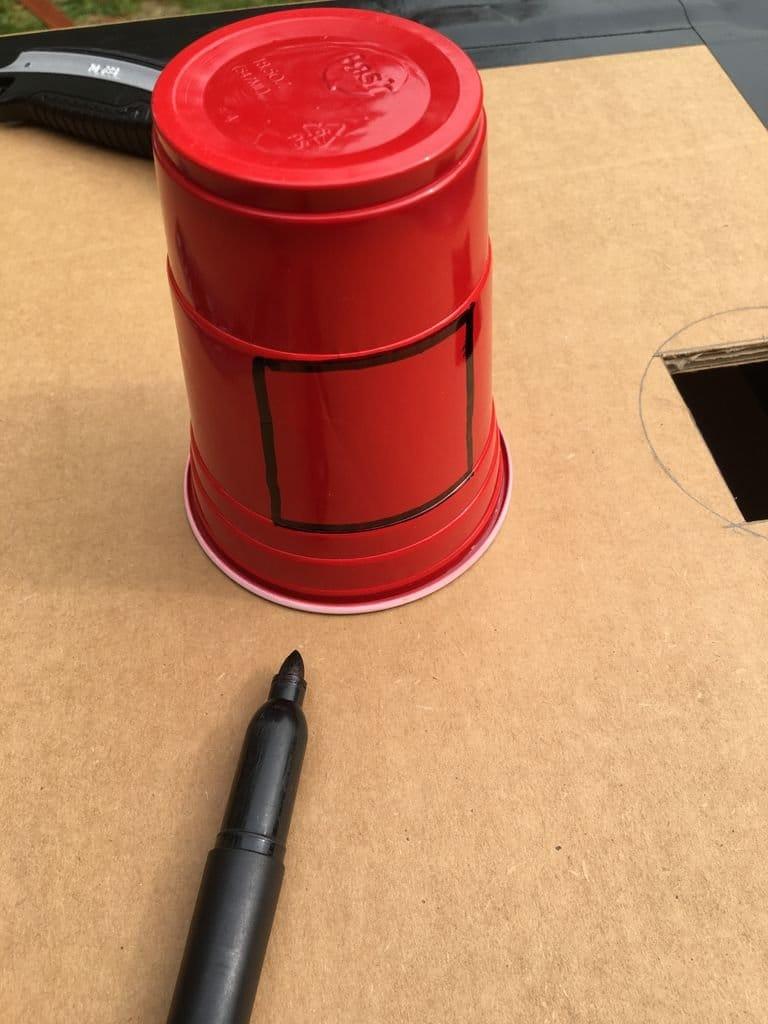 Быстрый (и практически бесплатный) способ, сделать коптильню холодного копчения