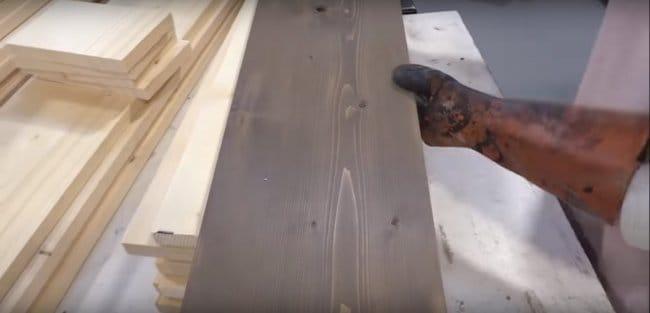 Деревянная кровать для мальчика