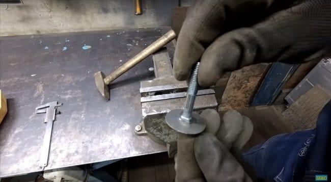 Зверский протектор для мотоблоков, самодельной техники