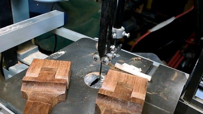 Деревянные петли своими руками