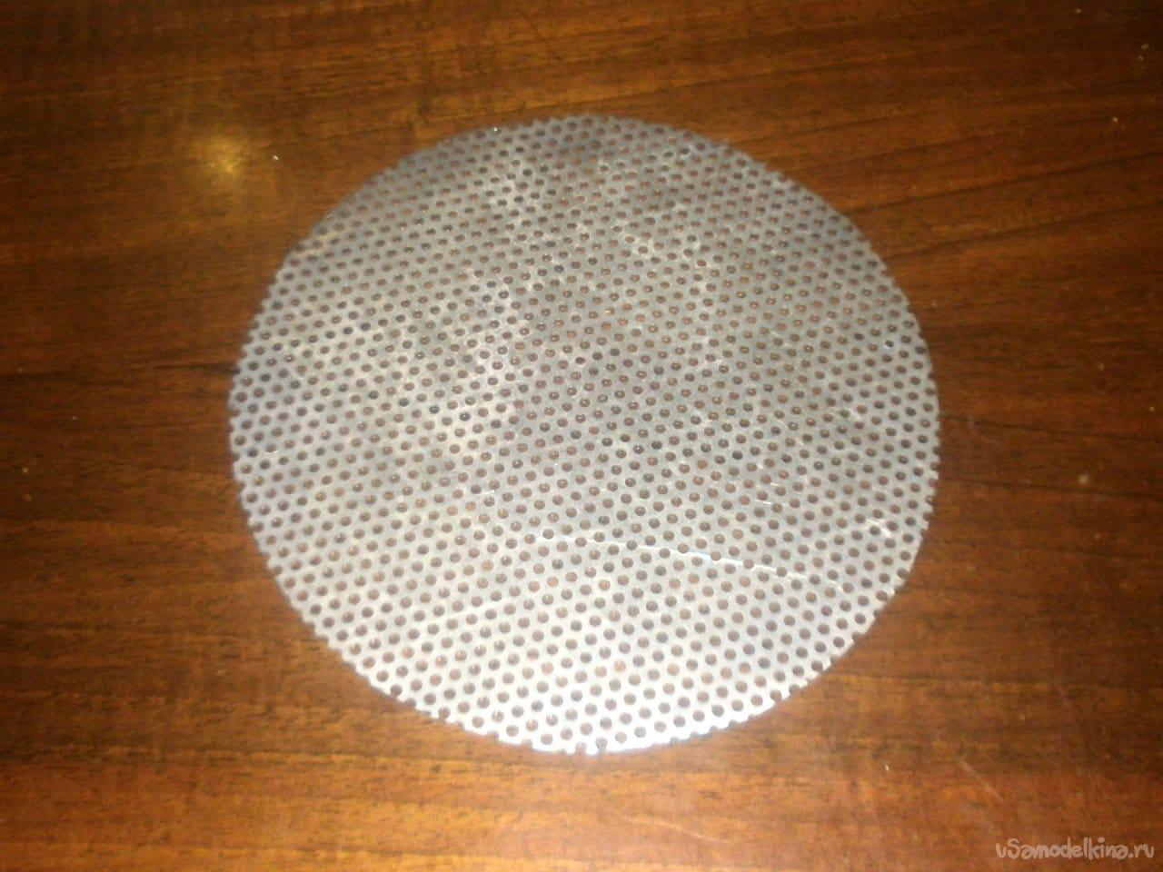 Компактная коптилка из вторсырья