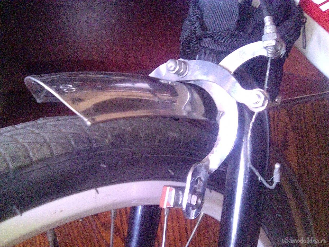 Адаптация клещевых ободных тормоз для велосипеда под окрашенный обод