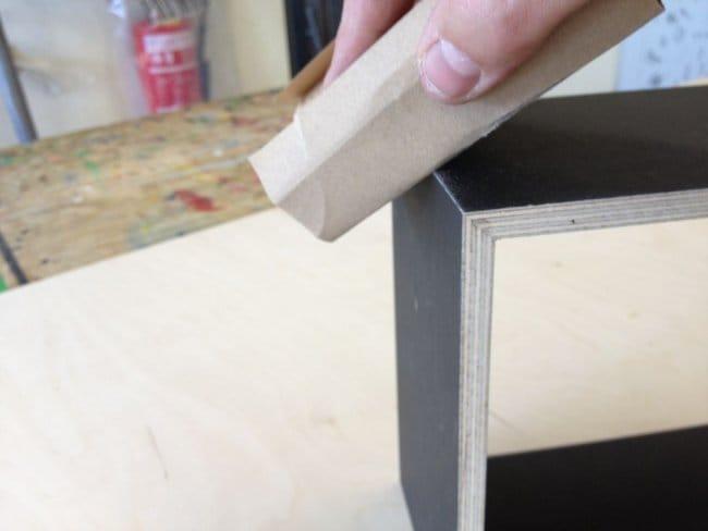 Модульная книжная стенка