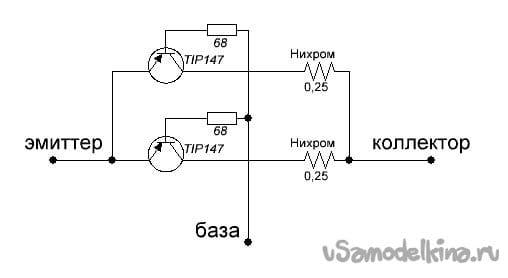 Простой лабораторный блок питания на микросхеме КР142ЕН12 (LM317)