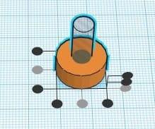 Часовой механизм из фанеры