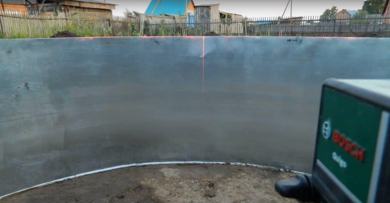 Стройка бассейна «Моё море» своими руками