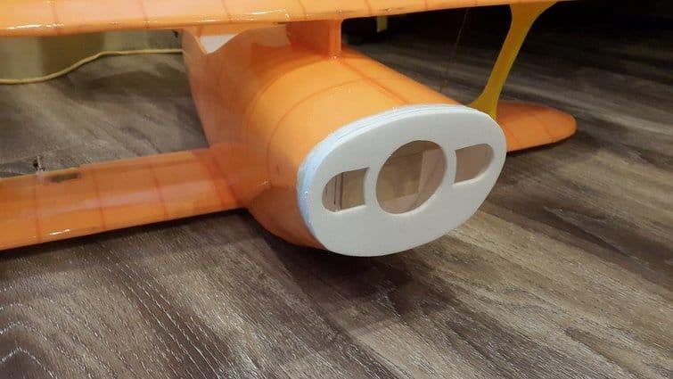 Авиамодель для медленных полётов, для «релаксации»