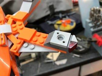 Собираем квадрокоптер на базе Лего-вертолета