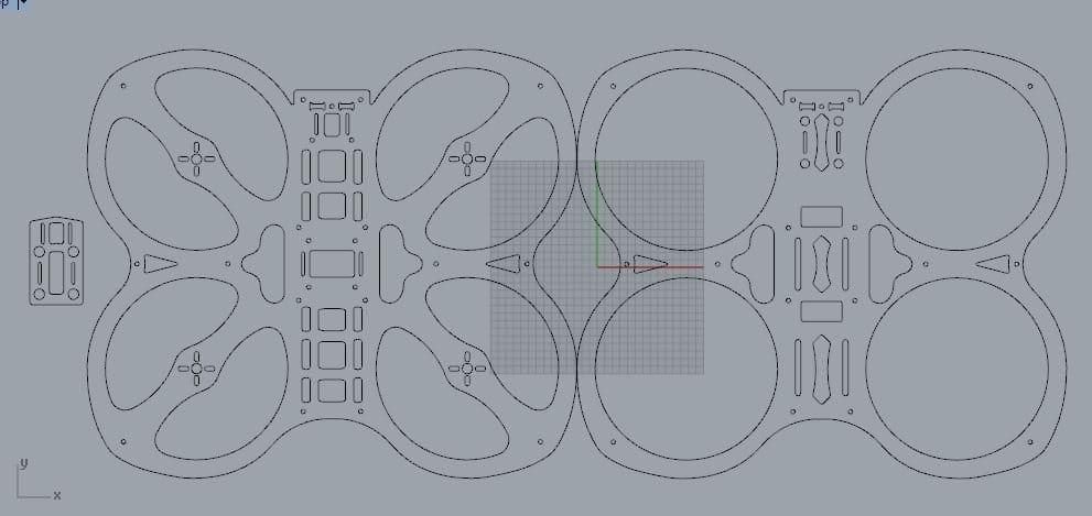 Как сделать квадрокоптер