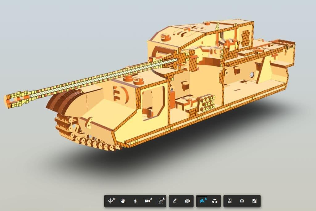 Изготовление танка на радиоуправлении