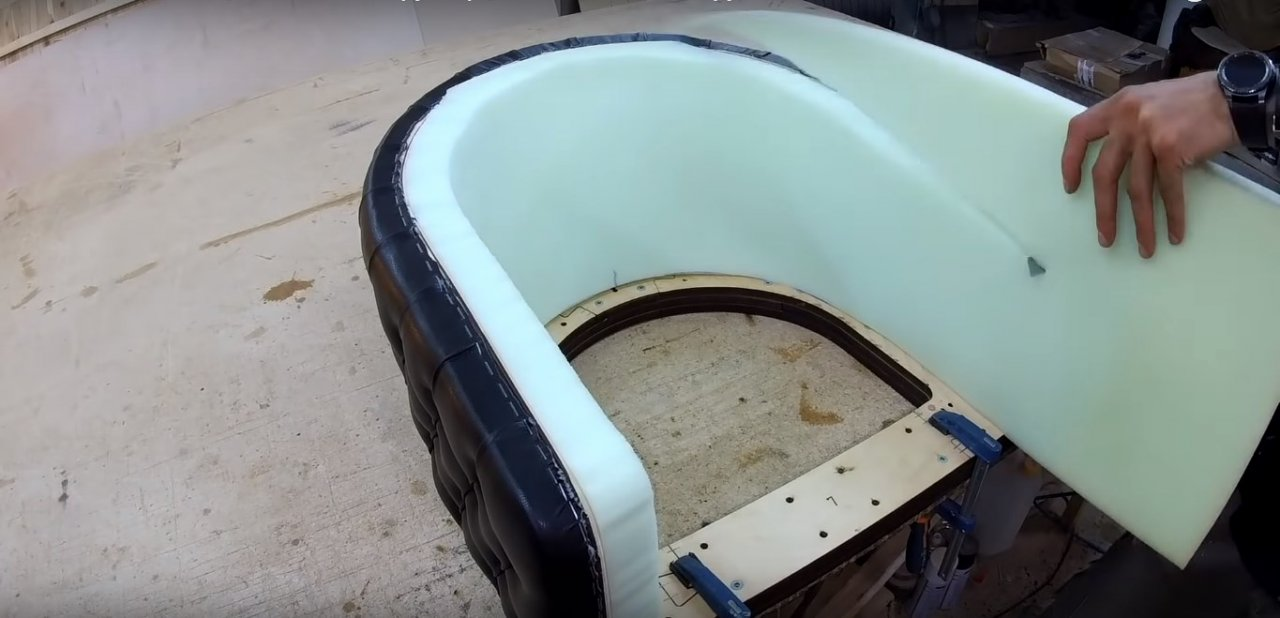 Барное кресло: пошаговая технология изготовления