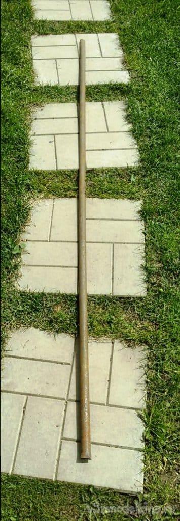 Устройство для намотки поливочного шланга