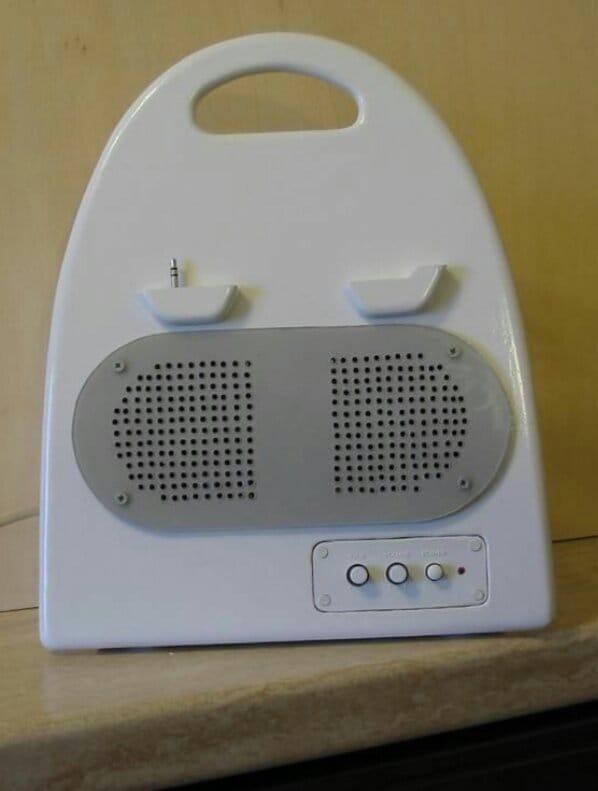 Док-станция - посредник между PSP и меломаном