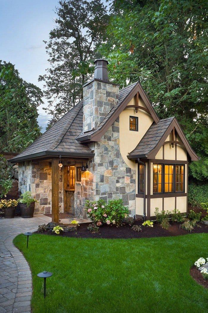 картинка дом маленький и уютный неволе мирских забав