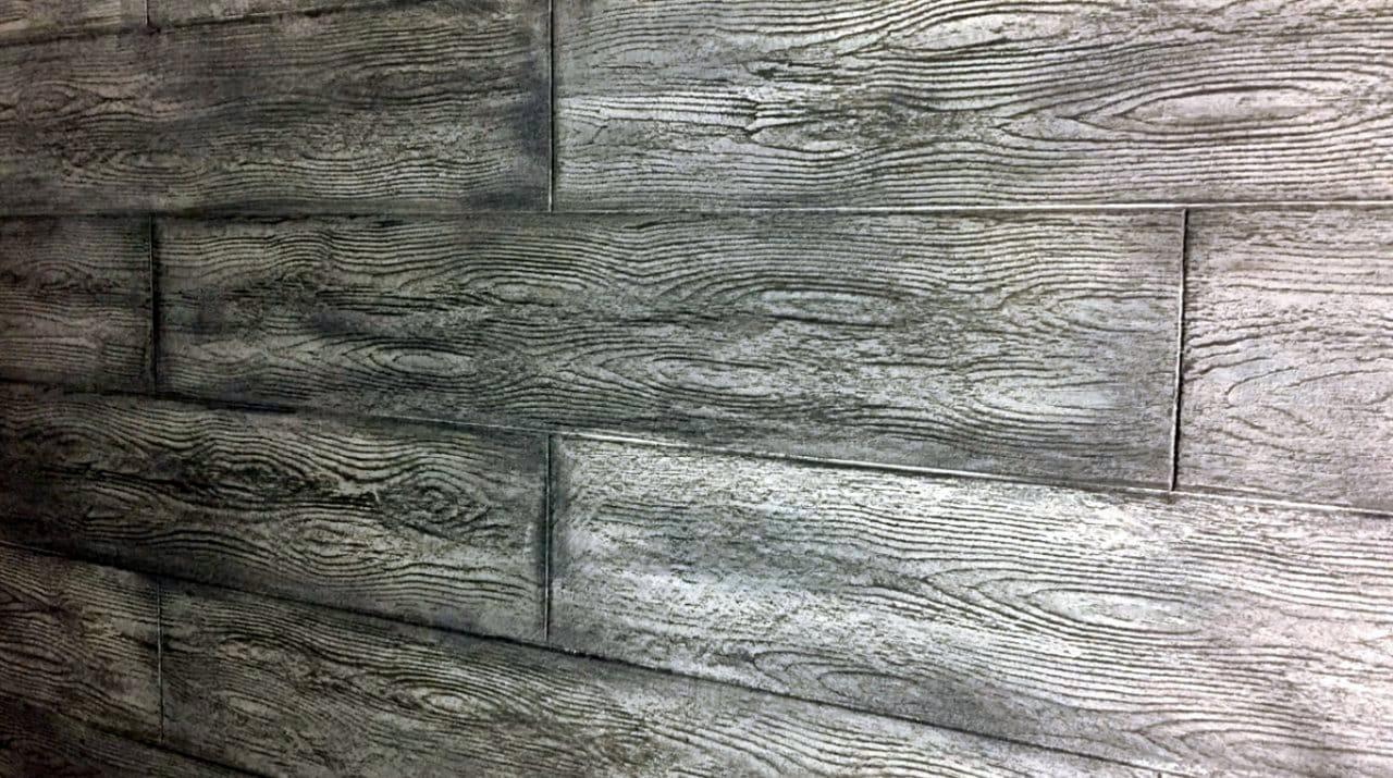 Декоративная штукатурка, имитация древесины