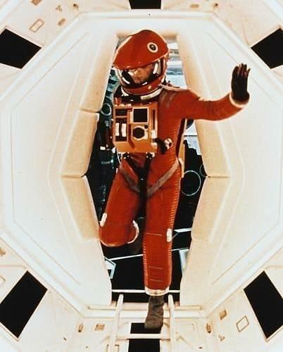 Реплика скафандра из фильма «2001 - Космическая одиссея»