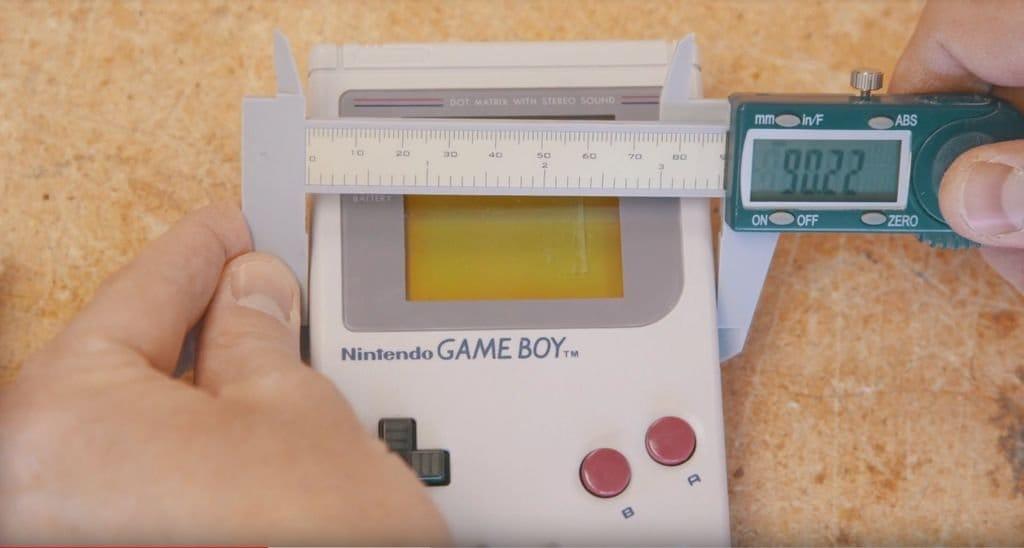 Фанерный Game Boy