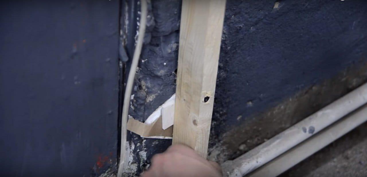 Стенка из самодельной плитки с подсветкой + разбор ошибок