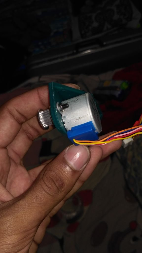 Лазерный гравер + плоттер с питанием по USB и управлением по Bluetooth своими руками