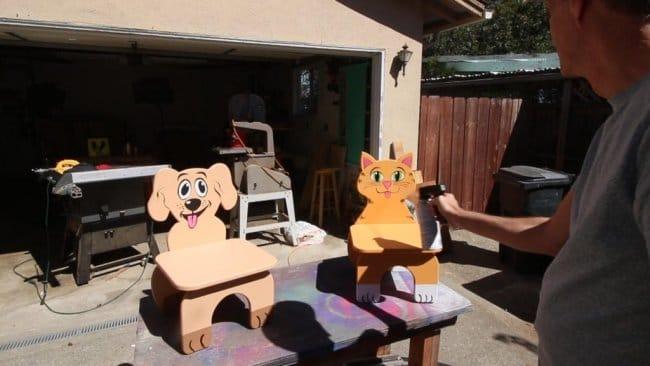 «В одной квартире жили котенок и щенок»