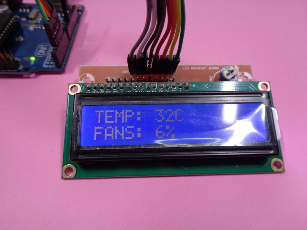Термостат для вентилятора