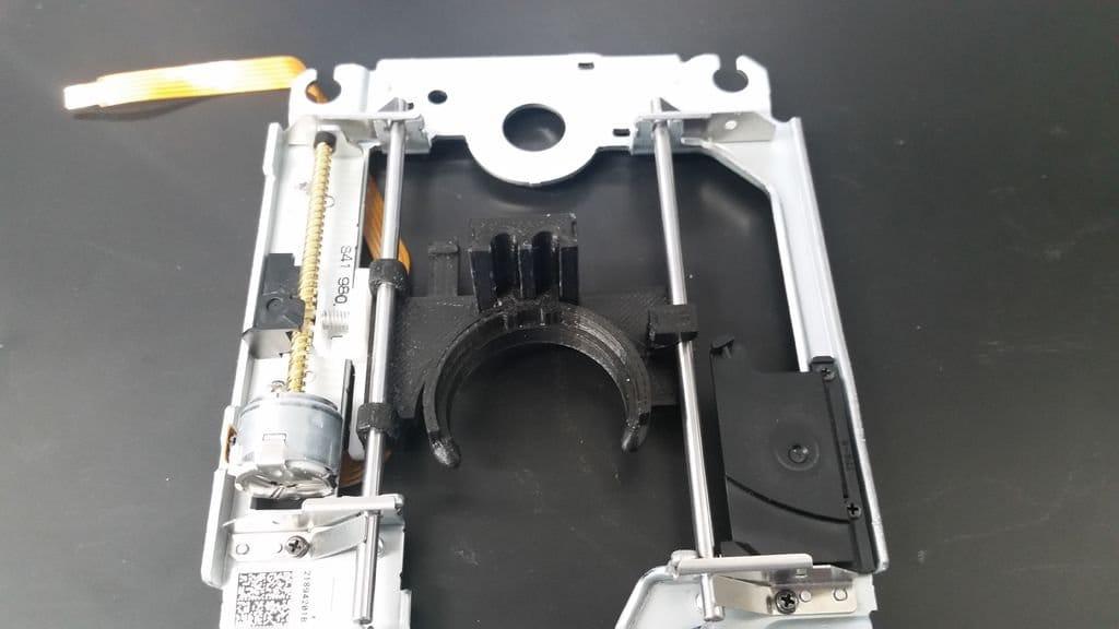3D-сканер из дисководов
