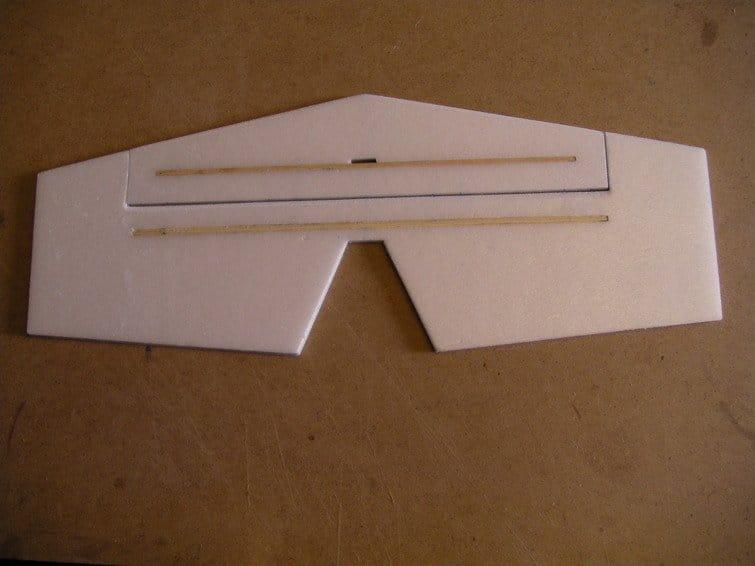Авиамодель IAK-12 – «3D-Star»