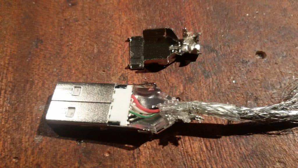 Переделка Bluetooth-модуля от ноутбука в брелок с USB