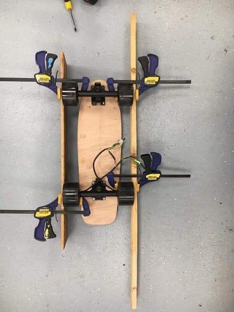 Делаем самостоятельно электрический скейтборд