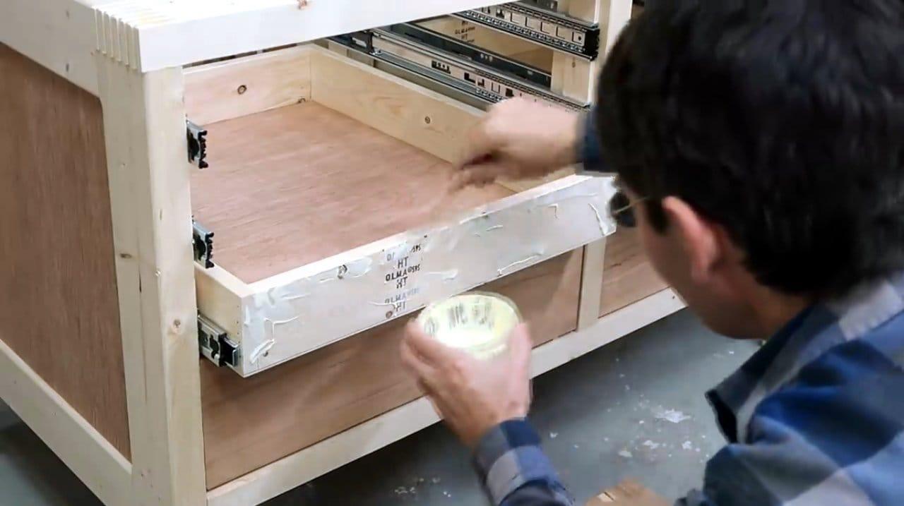 Мебельные рукоятки из дерева своими руками