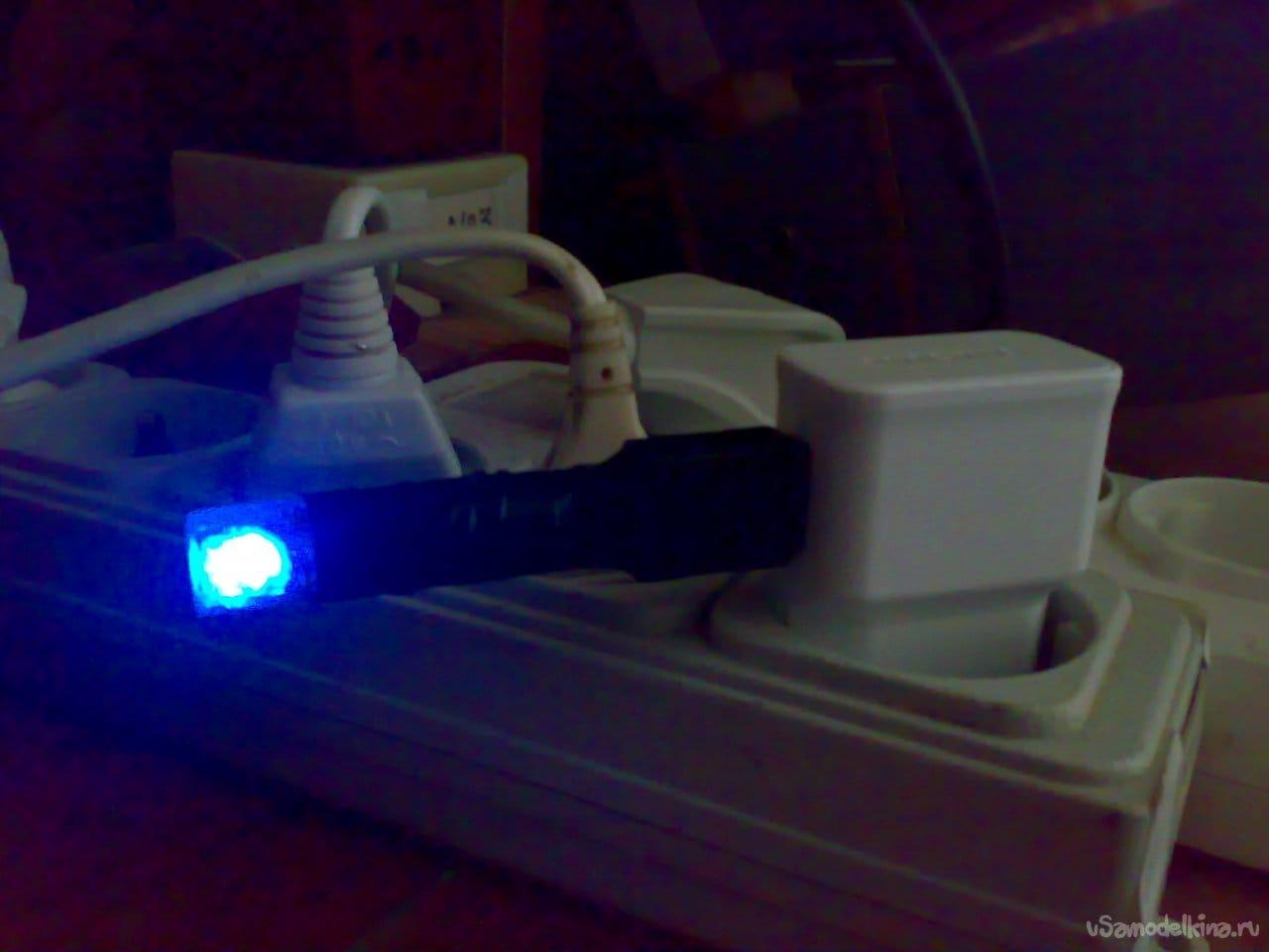 Пробник для USB