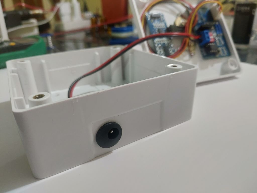 Система контроля уровня воды