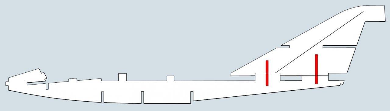Метаморфоза авиамодели «Дуалис»