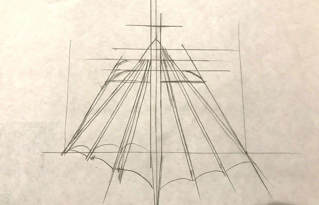 Планер а-ля  «Da Vinci»