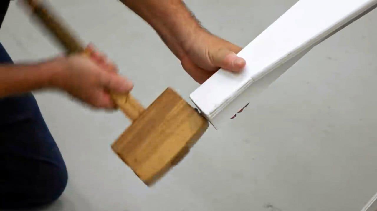 Как сделать регулируемые мебельные ножки