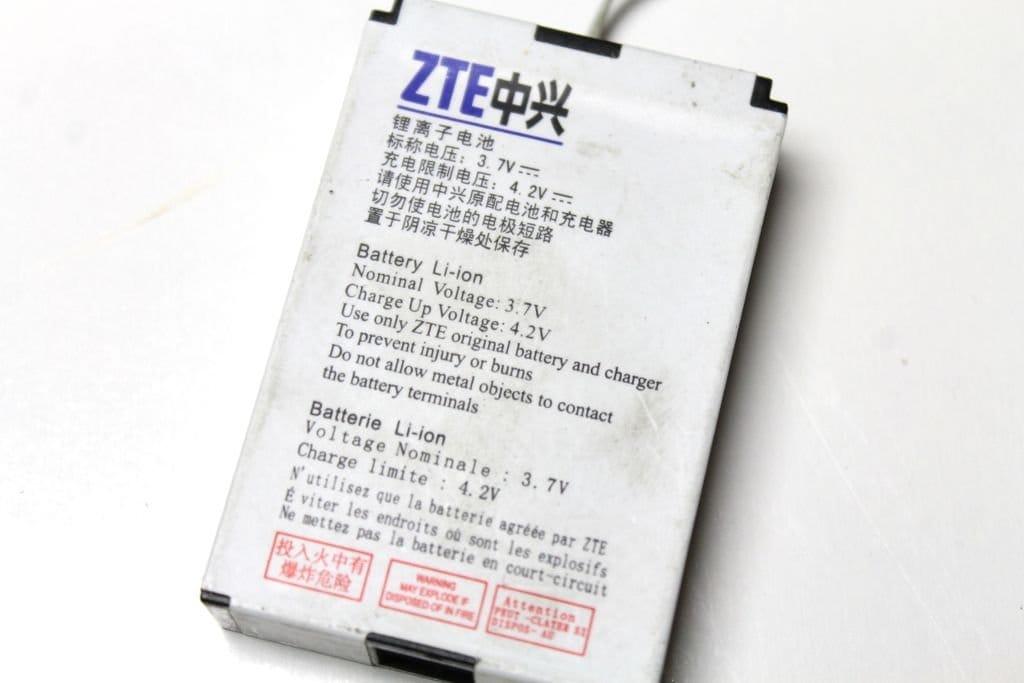 Повторное использование аккумуляторов от старых смартфонов