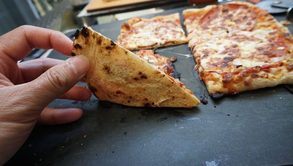 Печь для приготовления пиццы (газ) + рецепт приготовления