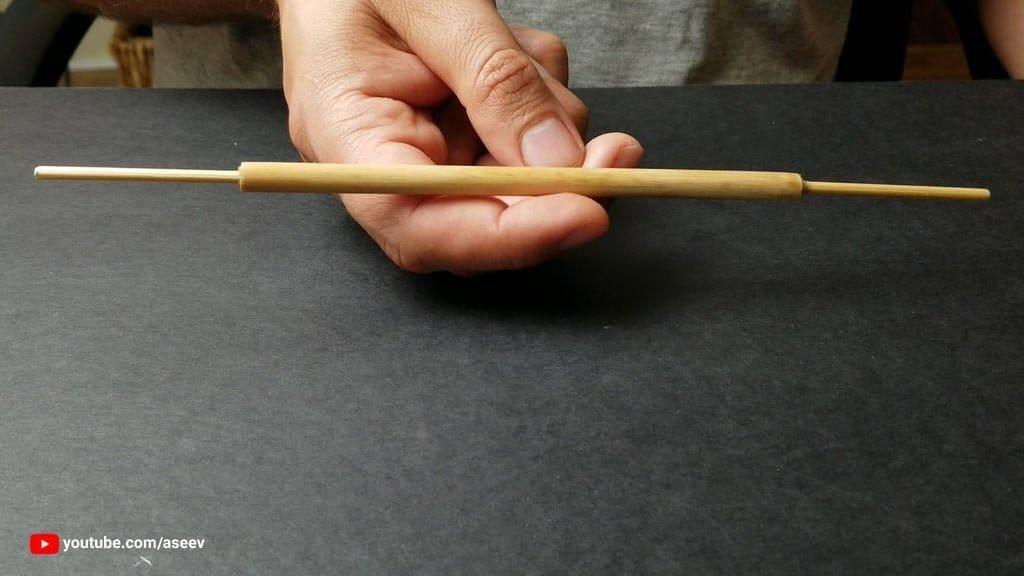 Как сделать рыболовный поплавок из камыша