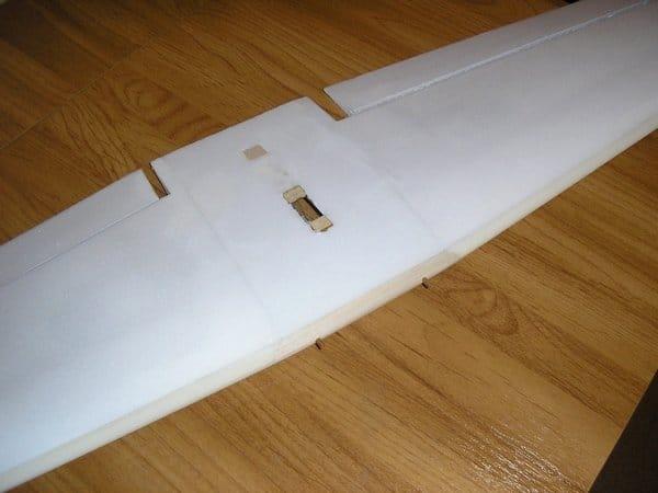 Авиамодель BD-5