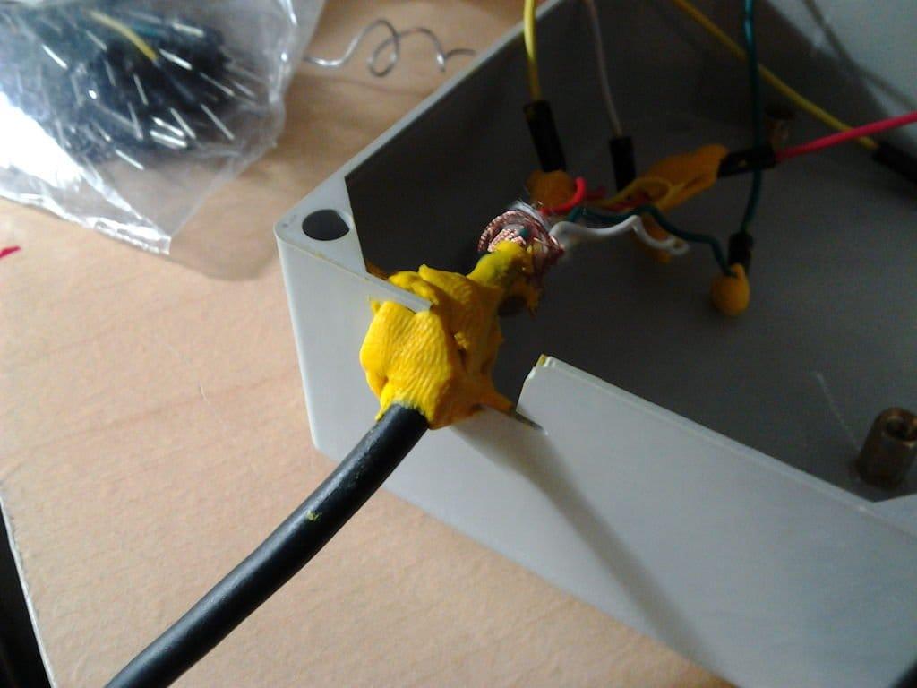 Wii Nunchuk превращается в компьютерную мышь