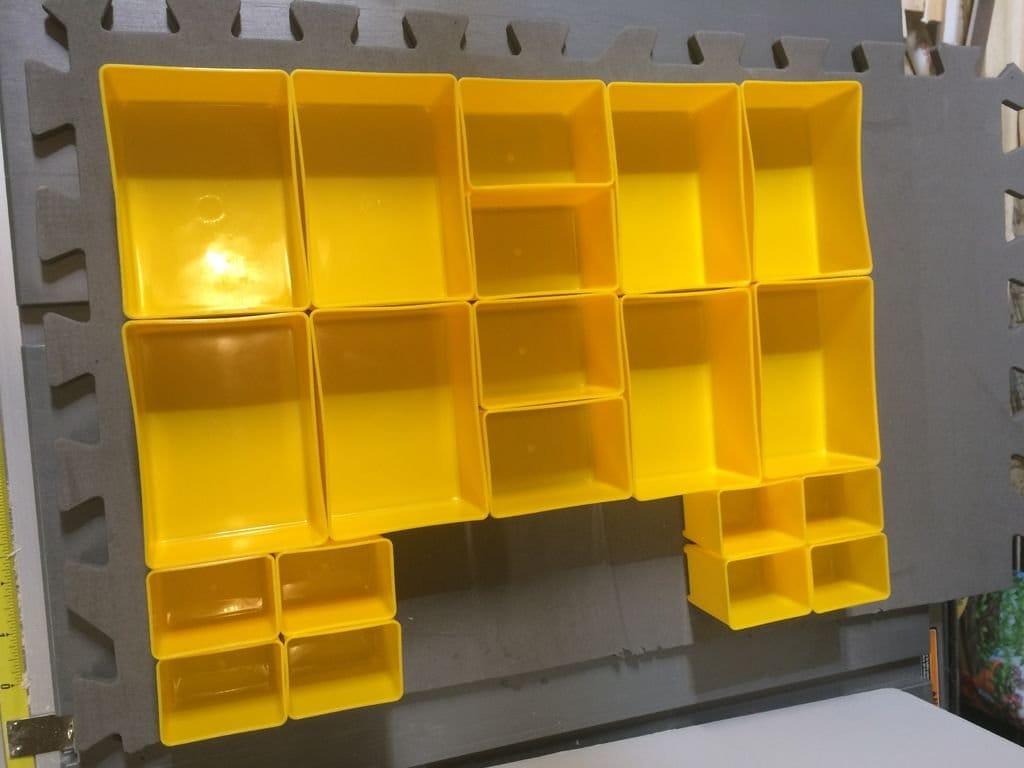 Полка-органайзер для кейсов