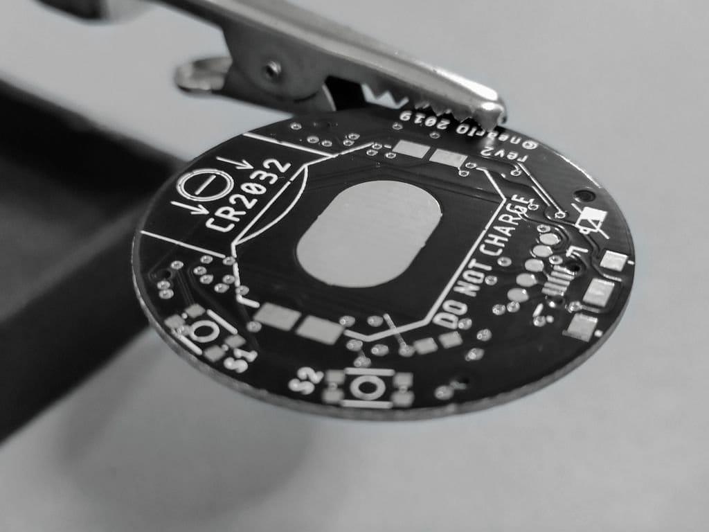 Часы на DS3231-чипе своими руками