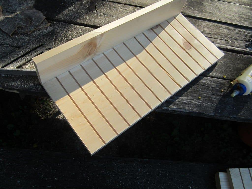 Мини-комод для планшетов или нетбуков