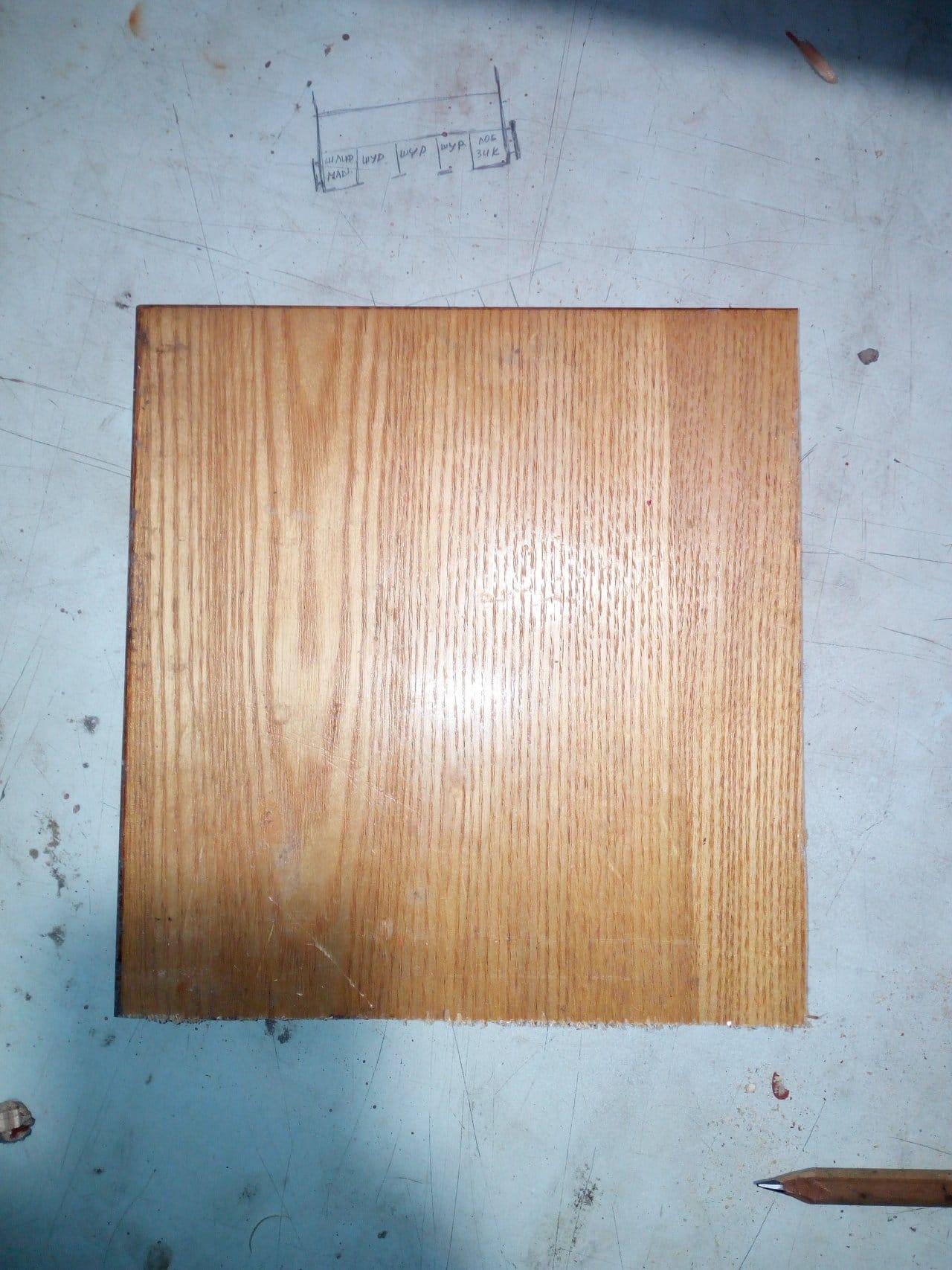 Полка органайзер для инструмента в мастерскую